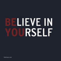 Believe-in-Yourself